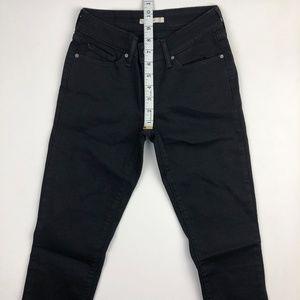 Levi's Jeans - NWOT Levi's 711 Black Skinny Jean 26x29
